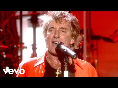 Rod Stewart - Some Guys Have All the Luck / Addicted to Love