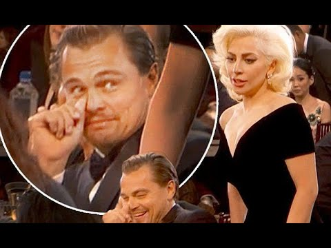 leonardo dicaprio funny moments