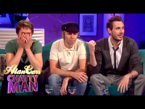 The Inbetweeners Cast Pranked Blake Harrison During Filming The Movie | Alan Carr: Chatty Man