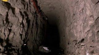 Video Rare view of tunnels under border wall MP3, 3GP, MP4, WEBM, AVI, FLV Oktober 2018