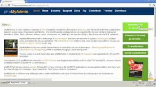 IIS Tutorials [NEU]: Folge 2 | MySQL Datenbankserver Und PHPMyAdmin Aufsetzen