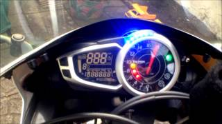 9. First Ever Vlog, Triumph Daytona 675 SE 2010 (Vlog01)