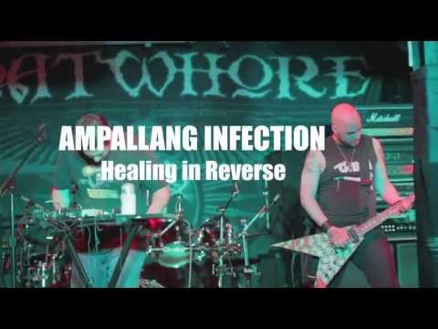 ampallang - Live from The Ottobar in Baltimore, MD 4/19/13 Filmed by Metal Nick.