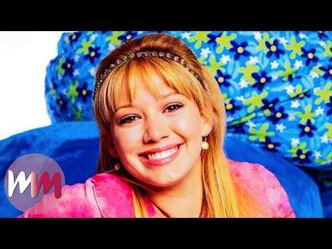 Top 10 BEST Lizzie McGuire Episodes