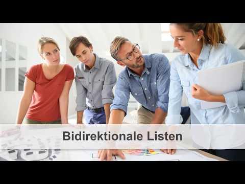 Bidirektionale Listen, Projekt Management