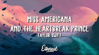 Video Taylor Swift - Miss Americana & The Heartbreak Prince (Lyrics) download in MP3, 3GP, MP4, WEBM, AVI, FLV January 2017