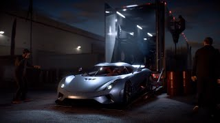 Need for Speed Payback Gameplay: Stealing a Supercar Mission