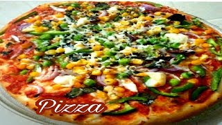 It is too much good and simple in make. In this video you can see the recipe of pizza dough also. It is simple in make. Just 20 ...