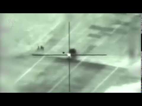 Израильские ВВС уничтожили ЗРК Панцирь в Сирии - DomaVideo.Ru