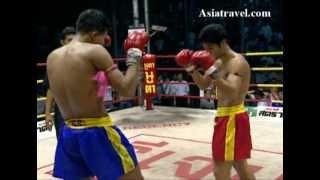 Muay Thai Boxing, Thailand
