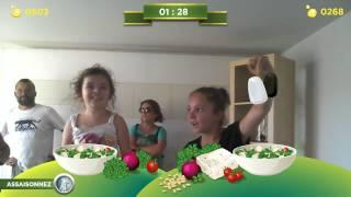 Vidéo Louann J vs A N