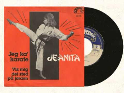 Jeanita Lionett Jeg ka' karate
