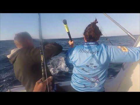 Kalastaja on jäädä itse saaliiksi – Läheltä syöksyy