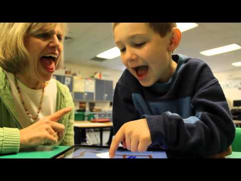 Video: Using ScreenChomp to Learn Phonics