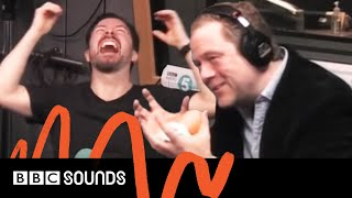Jon Culshaw plays Ricky Gervais