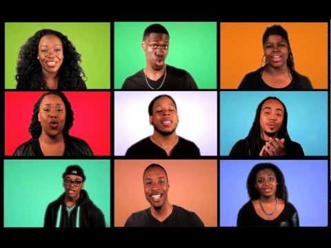 Tye Tribbett - If He Did It Before....Same God (A C3YC Acapella)