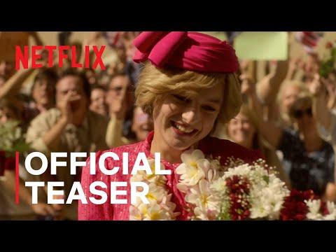 The Crown Season 4   Official Teaser Trailer   Netflix