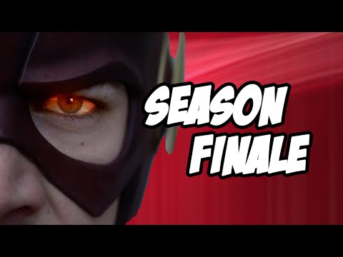 The Flash Episode 23 FINALE Review & Season 2 Predictions!