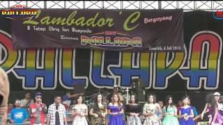 ALL Artis-Suara Gendang opening-New Pallapa Lambador 4Juli 2018
