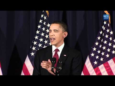 President Obama's Speech on Libya (March 28, 2011)      - YouTube