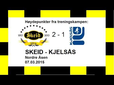 Høydepunkter og intervjuer fra Skeid - Kjelsås 07.03.2015