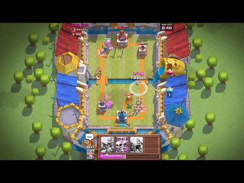 to the first ever look at Supercell's newest game, Clash Royale ...
