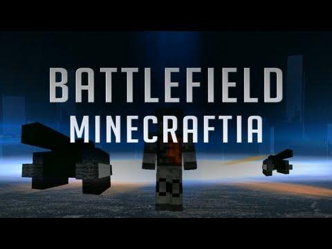 Battlefield Minecraftia