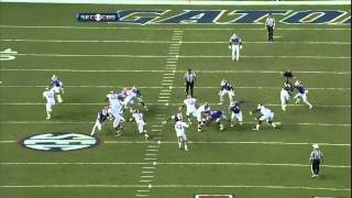 Trent Richardson vs Florida 2011