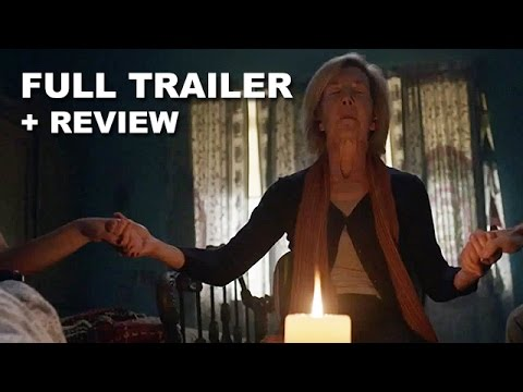 official trailer - Insidious Chapter 3 debuts its official trailer for 2015! Watch it today with a trailer review! http://bit.ly/subscribeBTT Insidious Chapter 3 debuts its official trailer for 2015 and you...