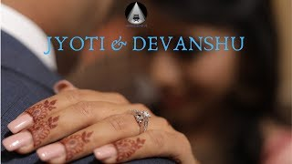 Save the date | Jyoti + Devanshu | Stand by me