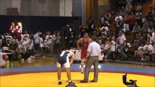 Nonton Final Match of American Wrestler Justin Ruiz at the Jacob Curby Cup 2012 Film Subtitle Indonesia Streaming Movie Download