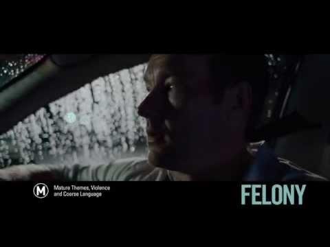 Felony (2014) Witness Clip [HD]