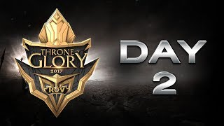 RoV Throne of Glory - Day 2