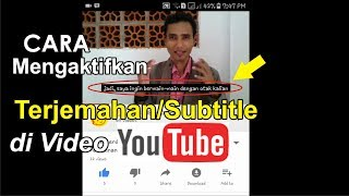 Video How To Activate Youtube Video Translation On Android - Youtube Subtitle MP3, 3GP, MP4, WEBM, AVI, FLV Januari 2018