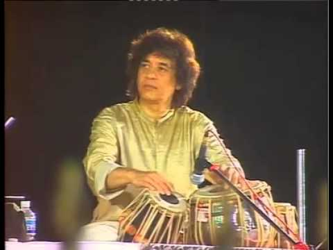 Maestro Shashank in jugalbandhi with Ustad Sultan Khan and Ustad Zakir Hussain.