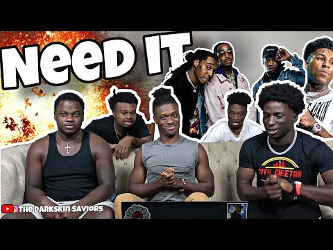 Migos - Need It (Official Music Video) ft. YoungBoy Never Broke Again | REACTION!