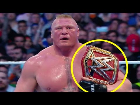 10 Big Mistakes That WWE Made in 2017