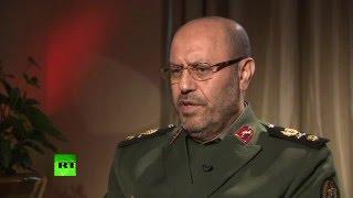 Министр обороны Ирана в интервью RT: США преследуют собственные интересы в Сирии
