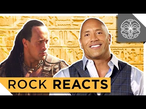 The Rock Reacts To His First Leading Role In