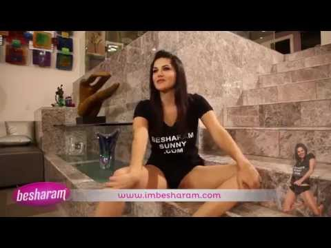 Video Besharam Sunny Leone playing with a condom CENSORED download in MP3, 3GP, MP4, WEBM, AVI, FLV January 2017