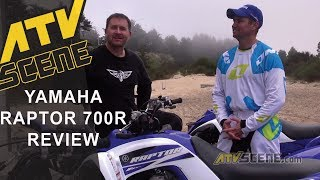 8. 2015 Yamaha Raptor 700R Ride Review