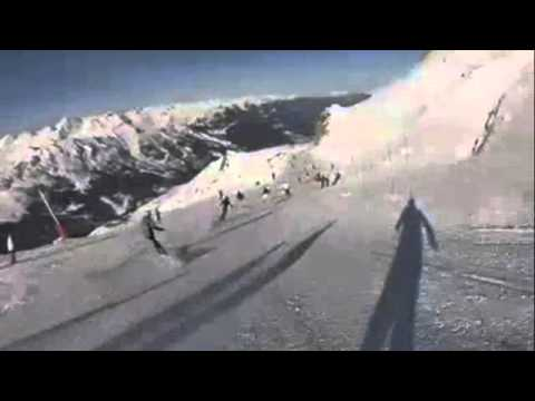Michael Schumacher's skiing accident
