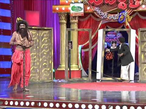 Jabardasth - Shakalaka Shankar Performance On 21st November 2013 22 November 2013 10 AM