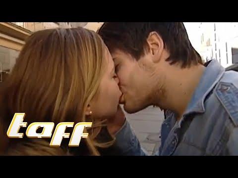 Fremde küssen sich | taff | ProSieben