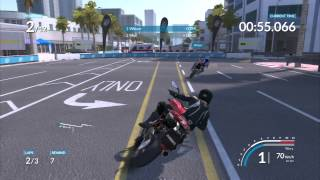6. Ride Gameplay PS3 #15 : Ducati STREETFIGHTER 848 2014