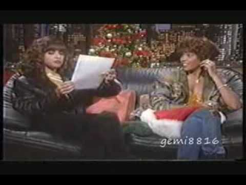 Whitney Houston and Pebbles – Friday Night Videos – 1990 Part 3
