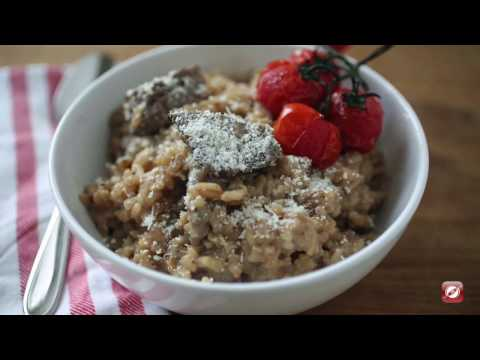 How To Make Risotto With Beef And Red Wine