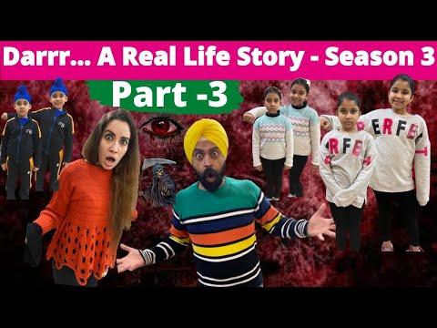 Darrr...rrr A Real Life Story - Season 3 - Part 3 | Ramneek Singh 1313 | RS 1313 VLOGS Masoom Ka Dar