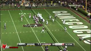 Shane Ray vs South Carolina (2014)
