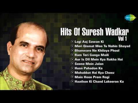 Video Hits Of Suresh Wadkar  Vol 1 | Lagi Aaj Sawan Ki | Audio Jukebox download in MP3, 3GP, MP4, WEBM, AVI, FLV January 2017